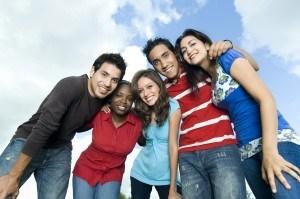 Etudiants à l'étranger