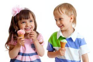 Enfants glaces