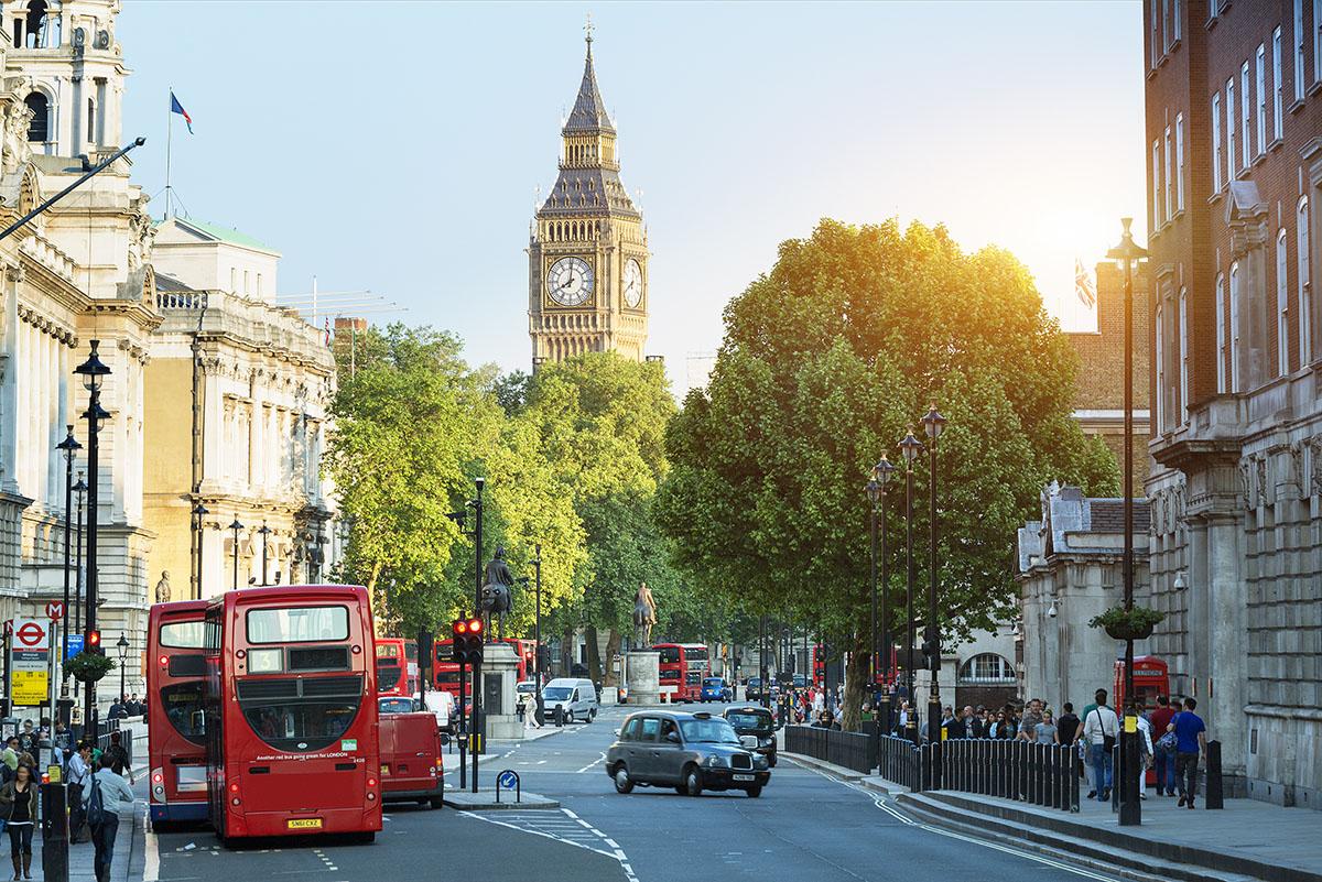Londres expatriés