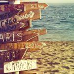 Trouver l'inspiration pour un voyage