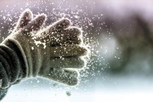 gants neige