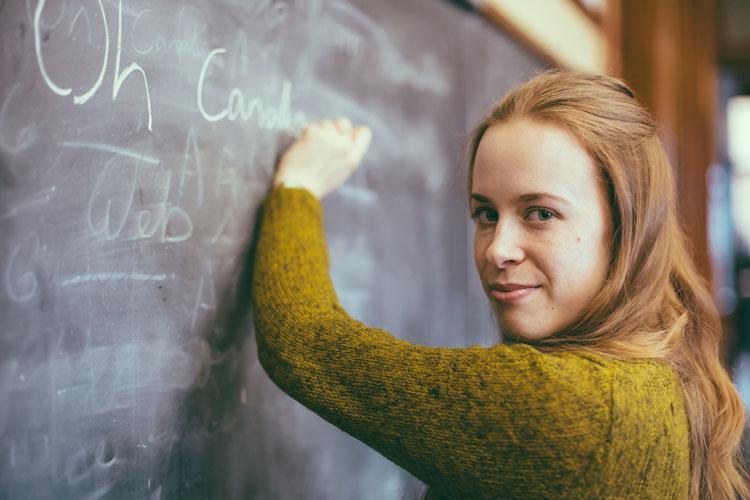 bourse d'études au Canada
