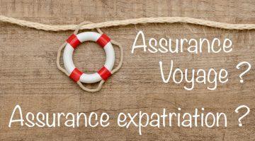 La différence entre une assurance voyage et une assurance expatriation