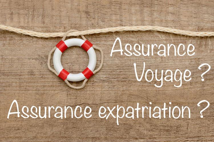 différence entre assurance voyage et assurance expatriation