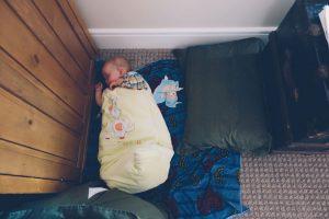 Etats-Unis avec bébé hôtel