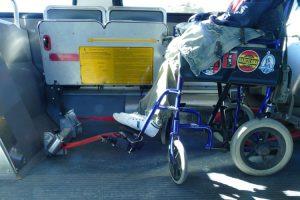voyage et handicap bus grand canyon
