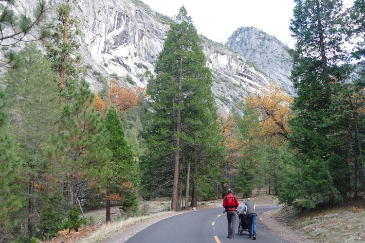 Voyage et handicap Yosemite