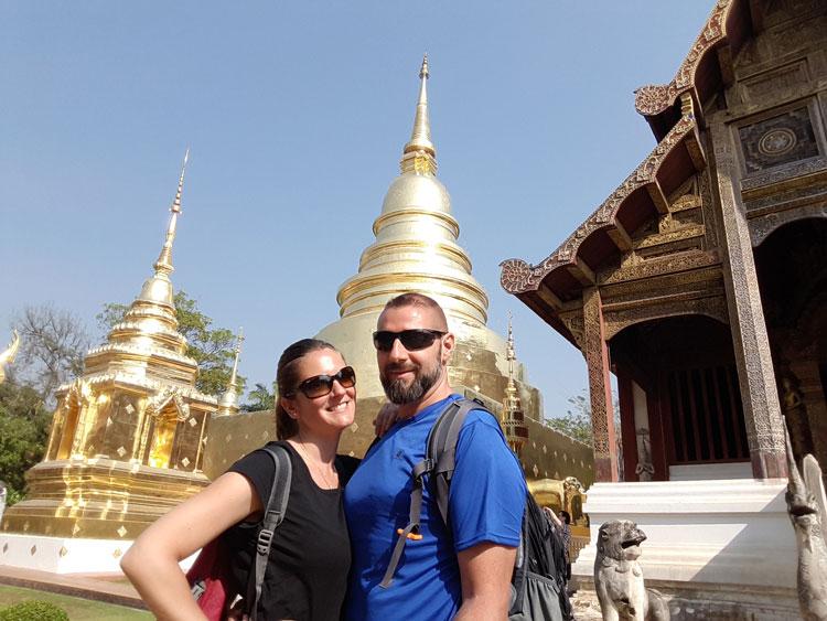 Amoureux du monde temple