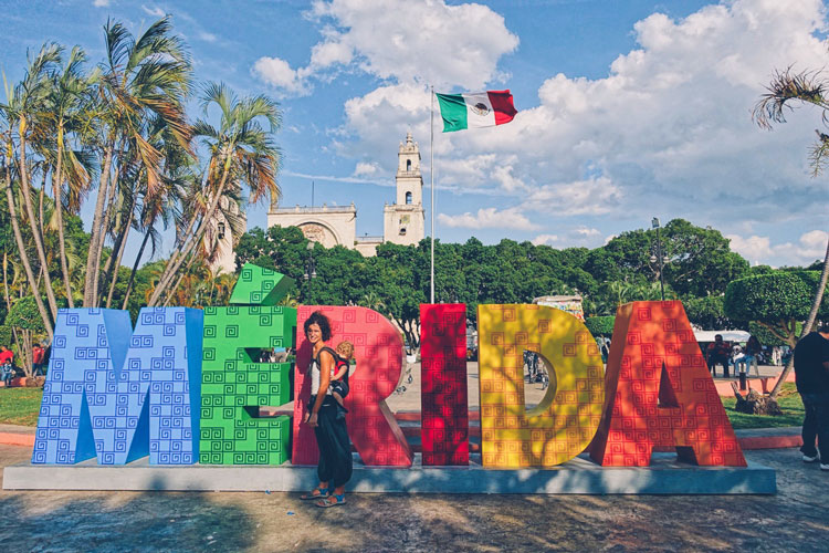 Mexique Mérida