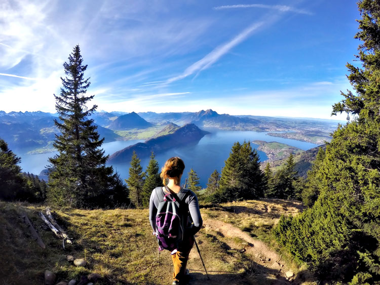 Novo-Monde Rigi Suisse