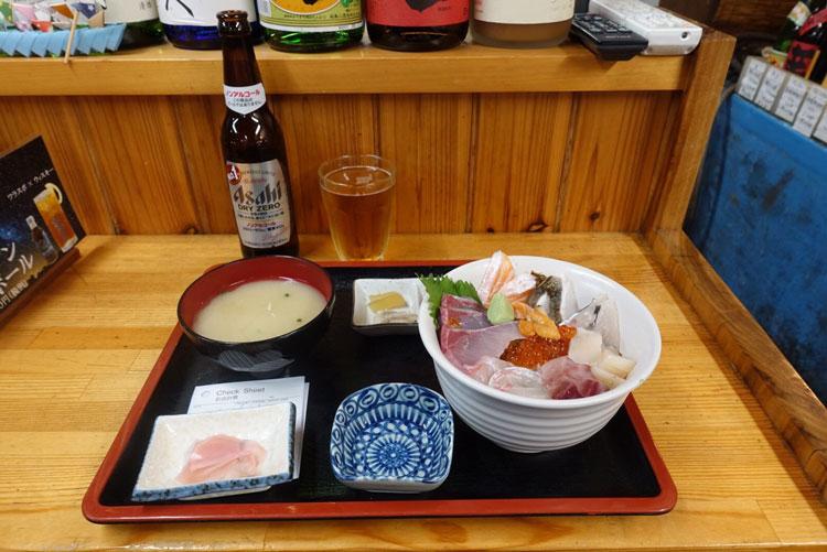 voyage au Japon nourriture