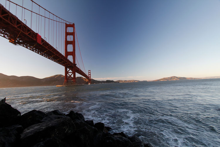 Chardi Golden Gate Bridge