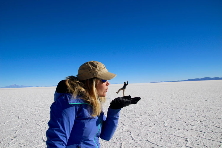 Planete 3W Bolivie