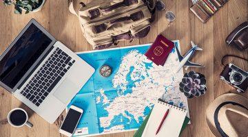 6 étapes pour bien préparer un long voyage