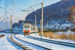 Le transsibérien en Russie
