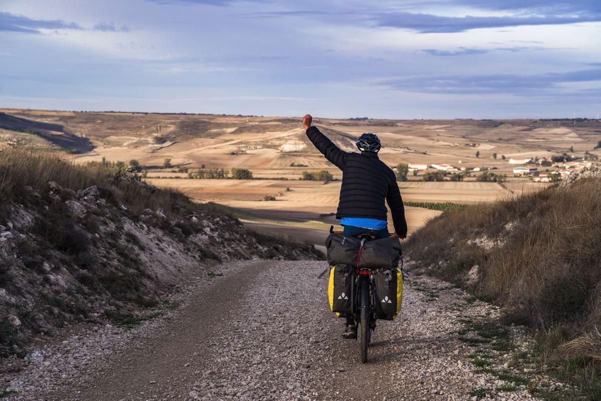Le Camino Francés à vélo - Eurovelo 3