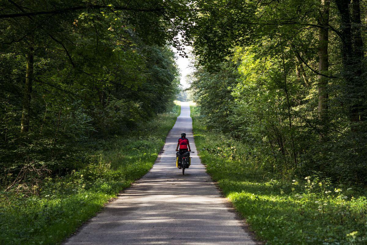 La France à vélo par la EuroVelo route 3 Scandibérique