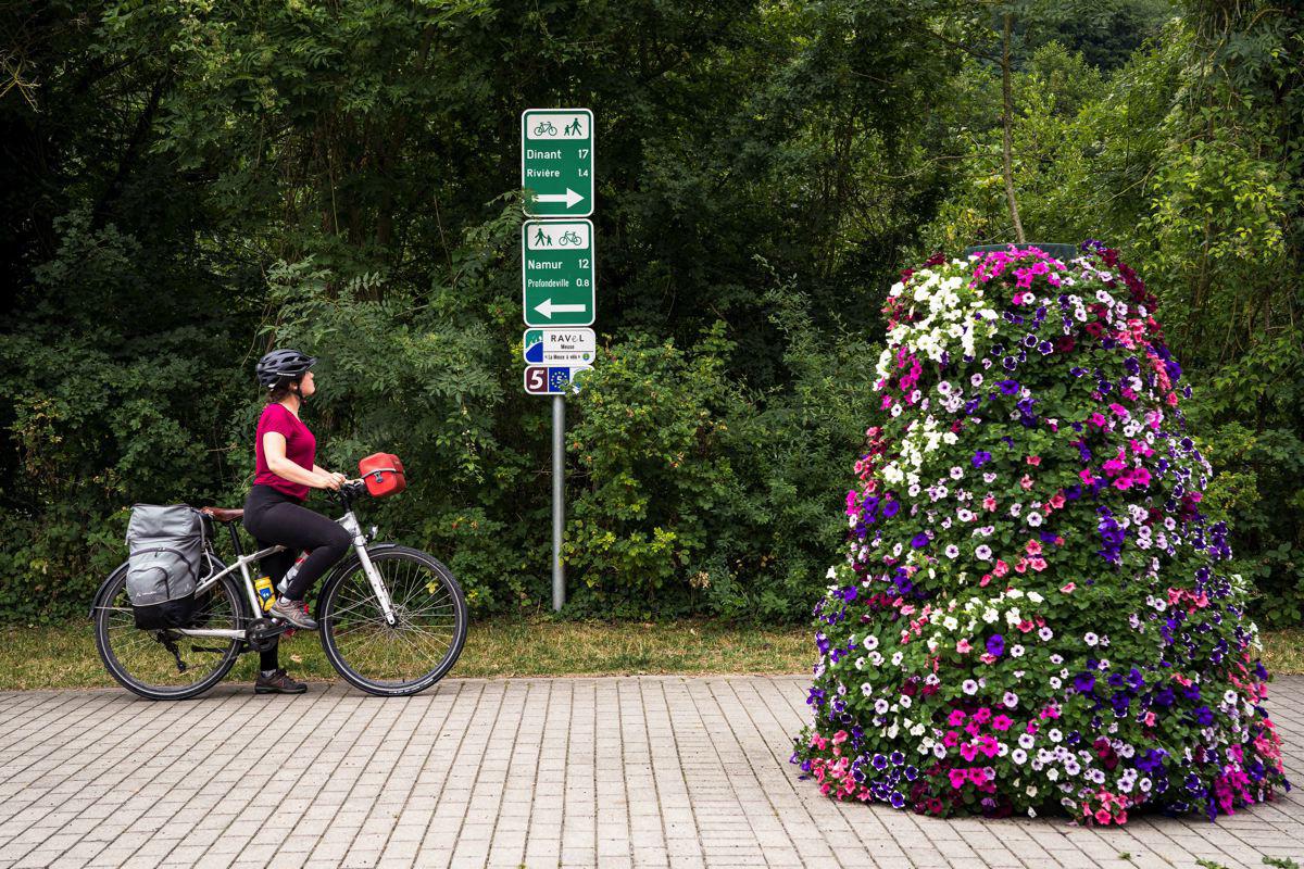 Voyage à vélo en Europe par la EuroVelo 5